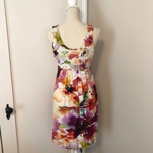 envi Dresses - Envi Watercolor Dress- Medium